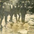 Στο κέντρο, Ο Πατέρας μου, Δημήτριος Κων. Λεοντάρης