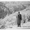 1954, απένταντι από τις οξυές Ορθής Πέτρας