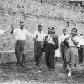 16 Août 1960, Place centrale de Kallirroi