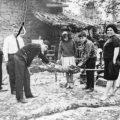 Πάσχα 1965, Οικογένεια Νικολάου Λεοντάρη